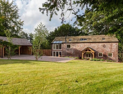 Prestbury Barn Conversion