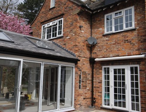 Wilmslow Wrap-around Extension